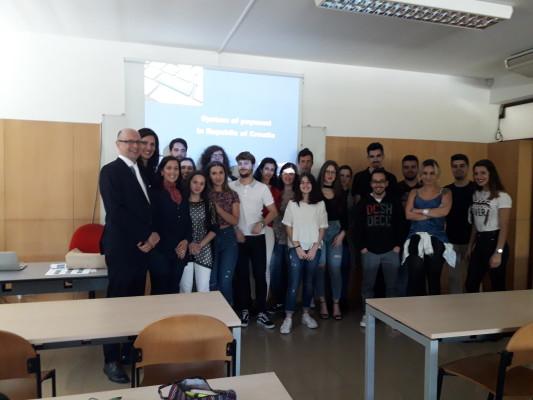 Erasmus+ : naš profesor Vidović u Portugalu