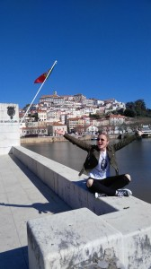 Me and Coimbra city
