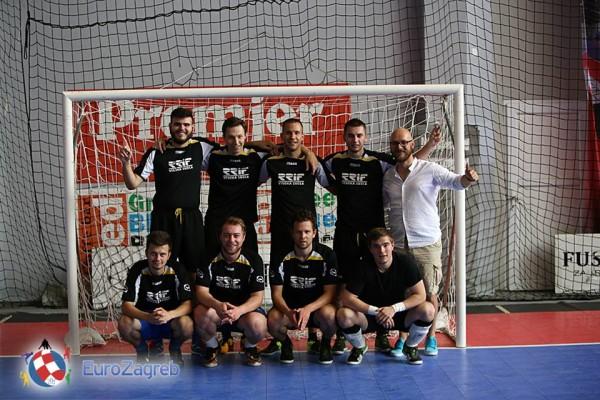 Ekipa RRiF VŠ na Sveučilišnoj futsal ligi