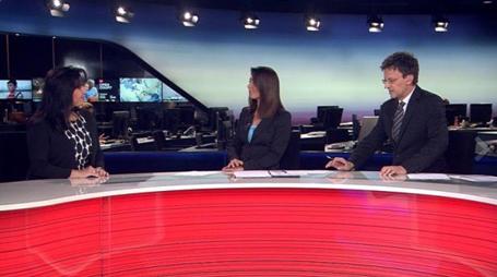 Dekanica Đ. Jurić u Dnevniku Nove TV